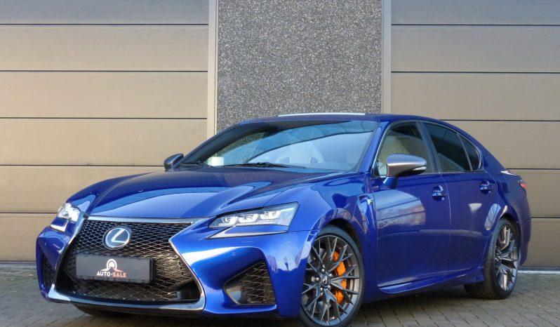 Lexus GS-F V8 5.0i