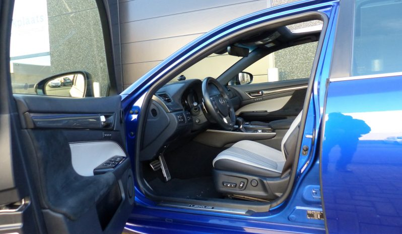 Lexus GS-F V8 5.0i full