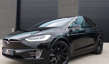 TESLA MODEL X 100D DUAL MOTOR LONG RANGE full