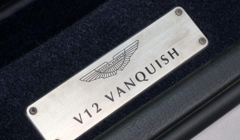 Aston Martin Vanquish V12 2+2 full