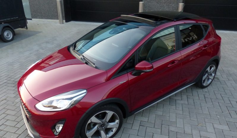 Ford Fiesta 1.0 EcoBoost Active 3 voll