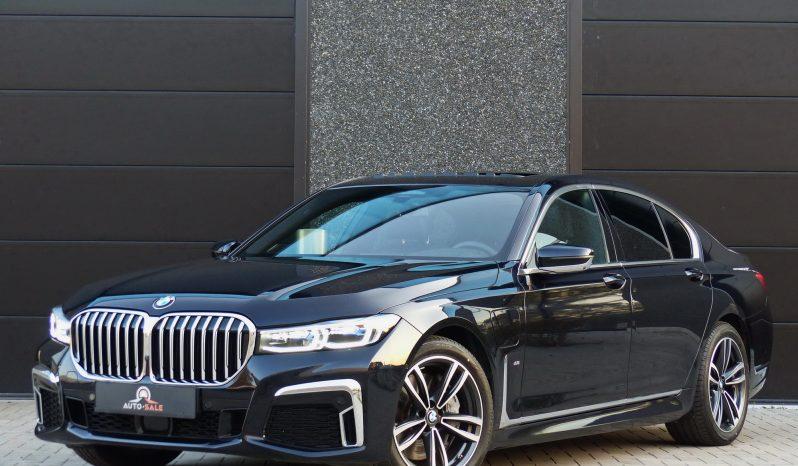 BMW 745e M-Sport Plug-In-Hybrid