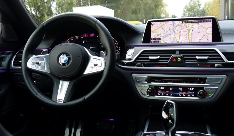 BMW 745e M-Sport Plug-In-Hybrid full