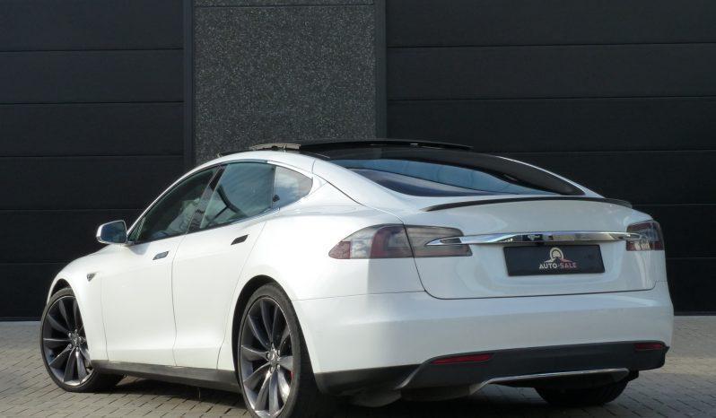 Tesla Model S 90D Performance Free Supercharging full